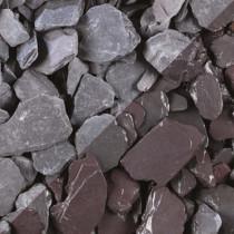 Tippers Celtic Plum Slate Bulk Bag 40mm Decorative Stones