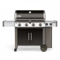 Weber Genesis II LX E-440 GBS Black Gas Barbecue 62014174