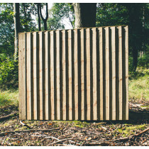 Featheredge Fence Panel 1828x1500mm (6ft x 5ft)