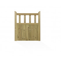 Charlton Hampton 0.9x1.067m Courtyard Gate