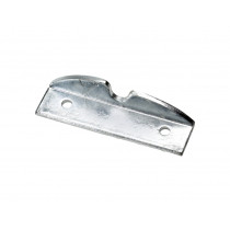"Eliza Tinsley 8316002 6"" Galvanised Central Closing Catch"