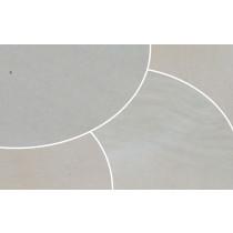 Ethan Mason Ivory 2.46m Smooth Sandstone Spinning Circle Paving EMIVSSC