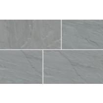 Ethan Mason EM Silver 15.3m2 Riven Sandstone Paving Project Pack EMPNSKG