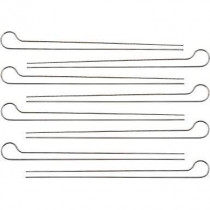 Weber Double Prong Skewer Set