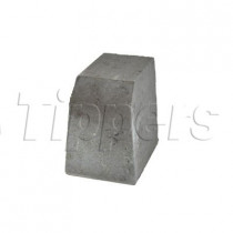 Eaton Small Charcoal Restraint External Radius Kerb EABPKSRECC