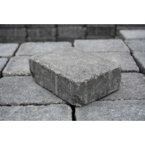 Eaton Tumble Small Carbon 156x117x50mm Block Paving EABPTCAS