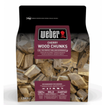weber cherry smoking wood chunks