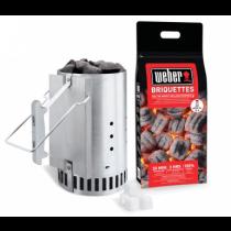 Weber Chimney Starter Set