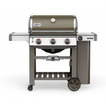 Weber Genesis II E-310 GBS Smoke Grey Gas Barbecue 61050174