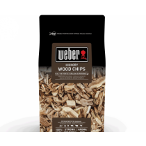 weber hickory smoking chips