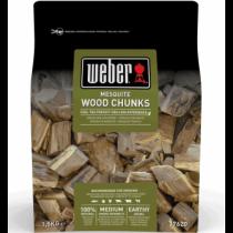 weber mesquite smoking wood chunks