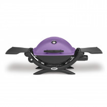 Weber Q1200 Purple Portable Gas Barbecue 51200074