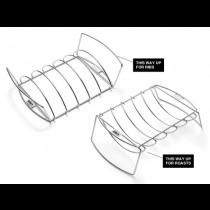 weber rib and roast rack