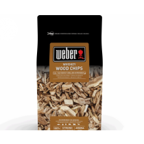 Weber Whisky Smoking Oak Wood Chips