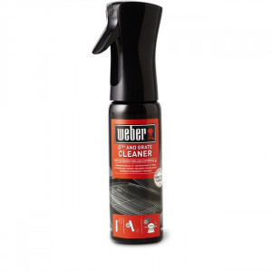 Weber Q and grate cleaner