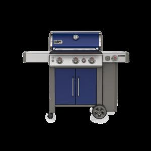 Weber Genesis II EP-335 GBS Ocean Blue Gas BBQ 61086174 - NEW 2021