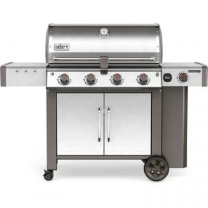 Weber Genesis II LX S-440 GBS Stainless Steel Gas BBQ 62004174