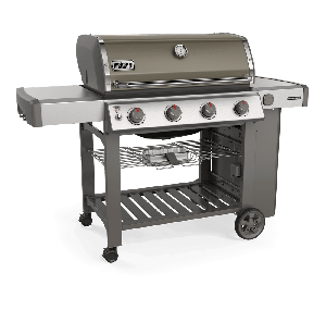 Weber Genesis II E-410 GBS Smoke Grey Gas BBQ 62051174 - NEW 2019 MODEL