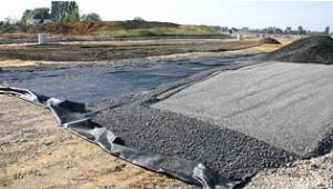 Wrekin Fastrack Woven Geotextile Fabric 100m x 4m