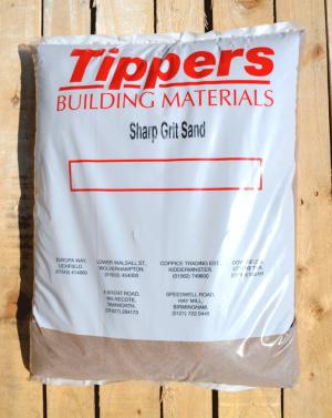 Tippers Concrete Sand Mini Bag