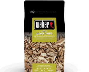 weber apple smoking chips