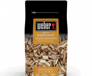weber beech smoking chips