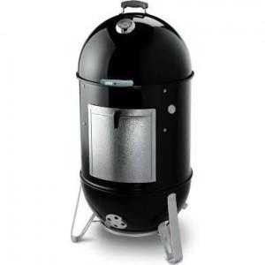 Weber Smokey Mountain 47cm BBQ Smoker (with Cover) 721004