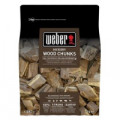 weber hickory smoking wood chunks