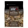 weber hickory smoking wood chunks