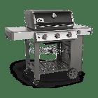 Weber Genesis II E-310 GBS Black Gas BBQ 61011174 - NEW 2019 MODEL