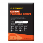 Dunlop GX-500 Polar White Flexible Grout 10kg BAL25951