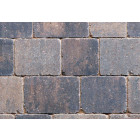 Sorrento Niddstone Mixed Size Tumbled Setts Block Paving