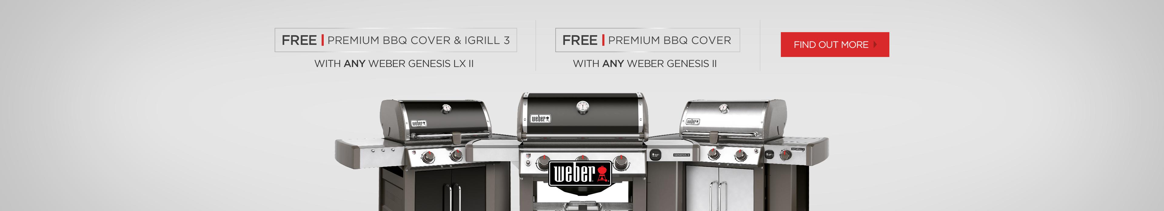 Weber BBQ Offer